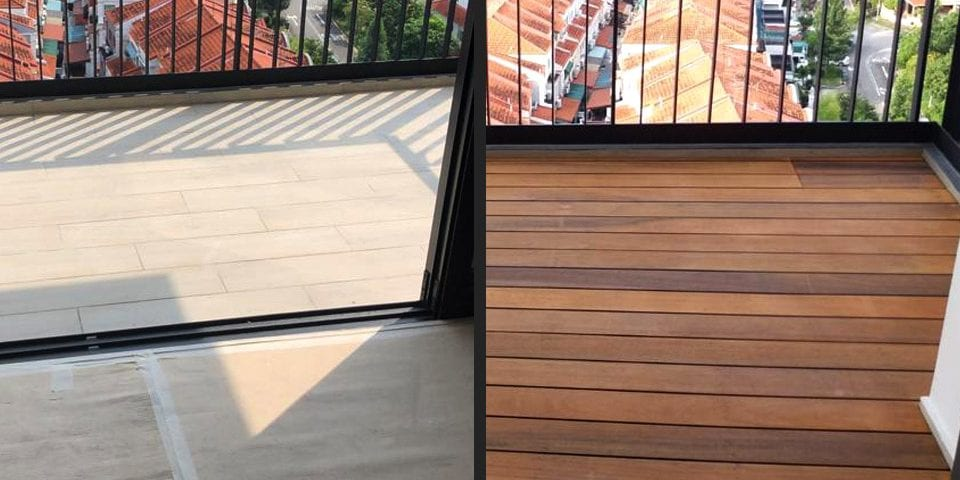 Outdoor Decking - Chengal: 14 3