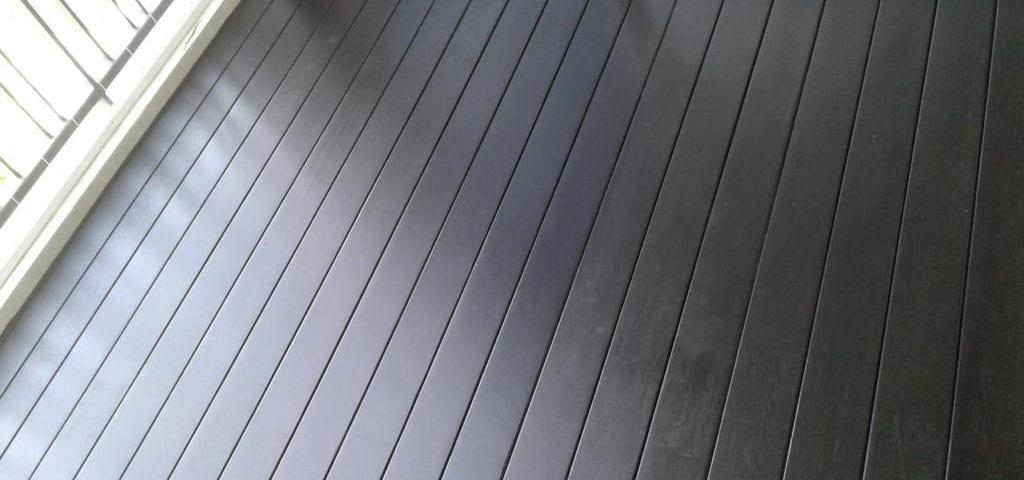 Indoor Flooring - chengal timber 1