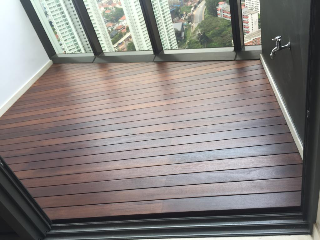 Muflooring | Portfolio | Indoor Flooring - chengal timber6