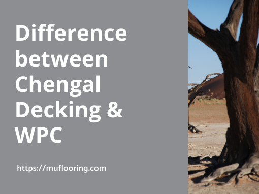 The Difference Between Chengal Decking and WPC 6