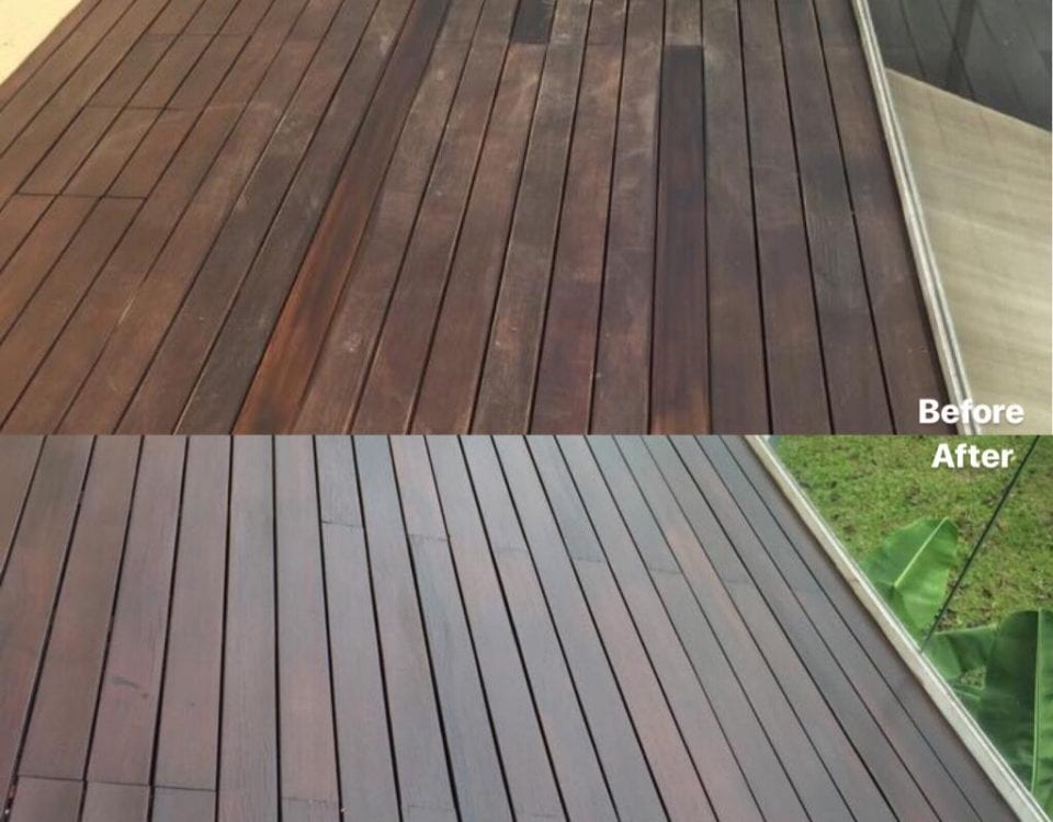Outdoor Decking -Chengal Decking 1