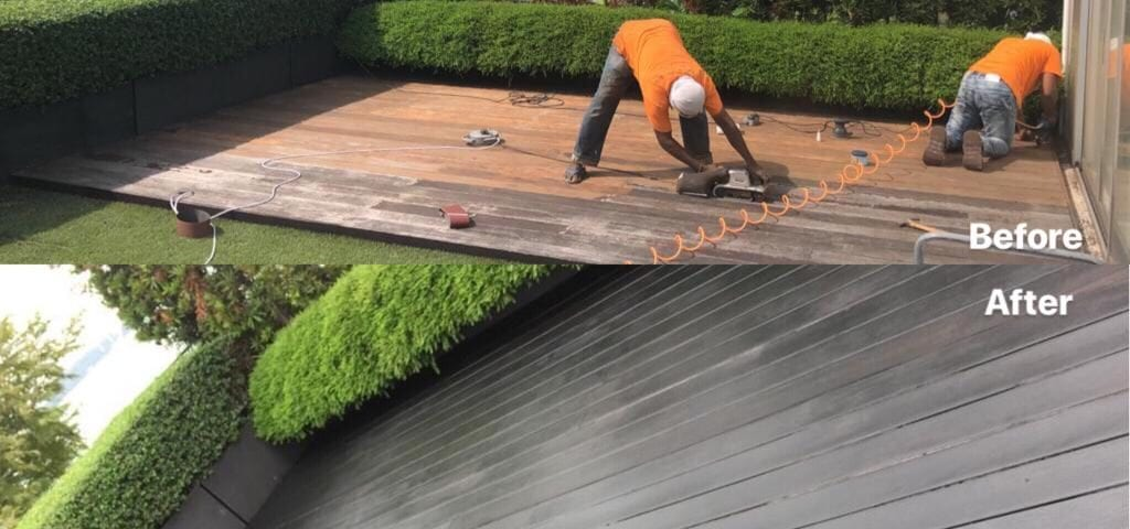 Outdoor Decking - Chengal Decking 3