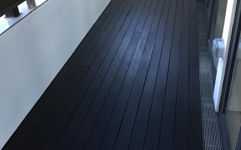 Iron Wood Decking 3