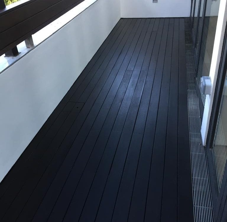 Iron Wood Decking 7