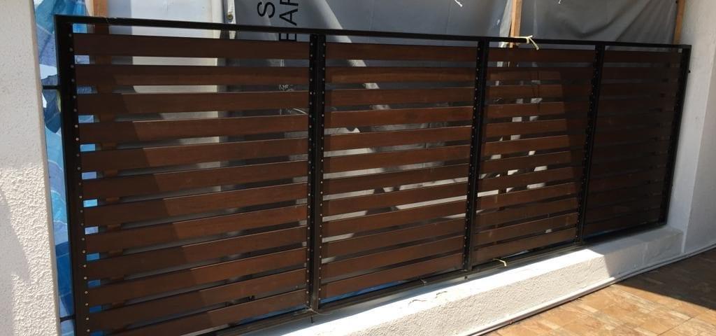 muflooring-New Chengal fence
