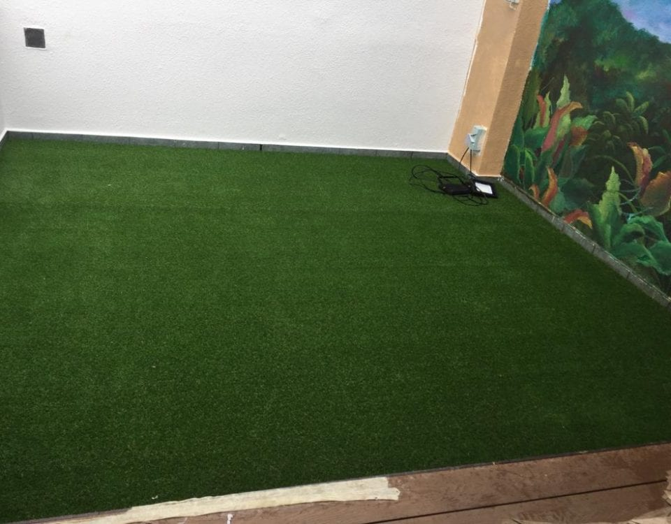 muflooring-Green turf for outdoor