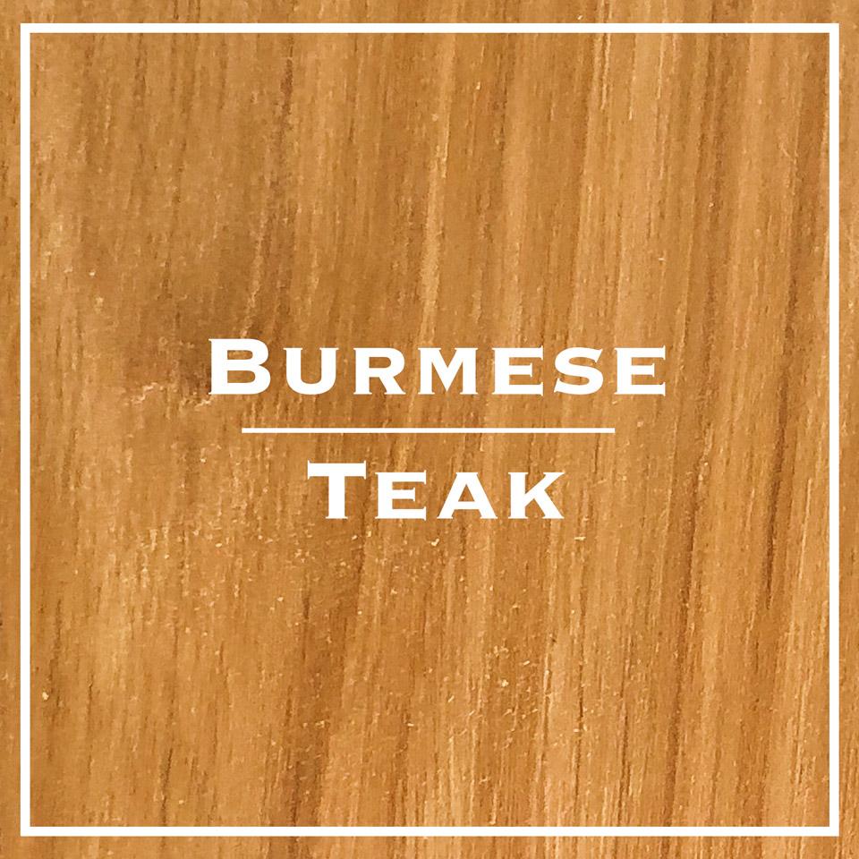 burmese teak decking