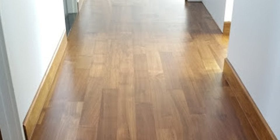 Indoor Flooring - Burmese Teak: 01 2