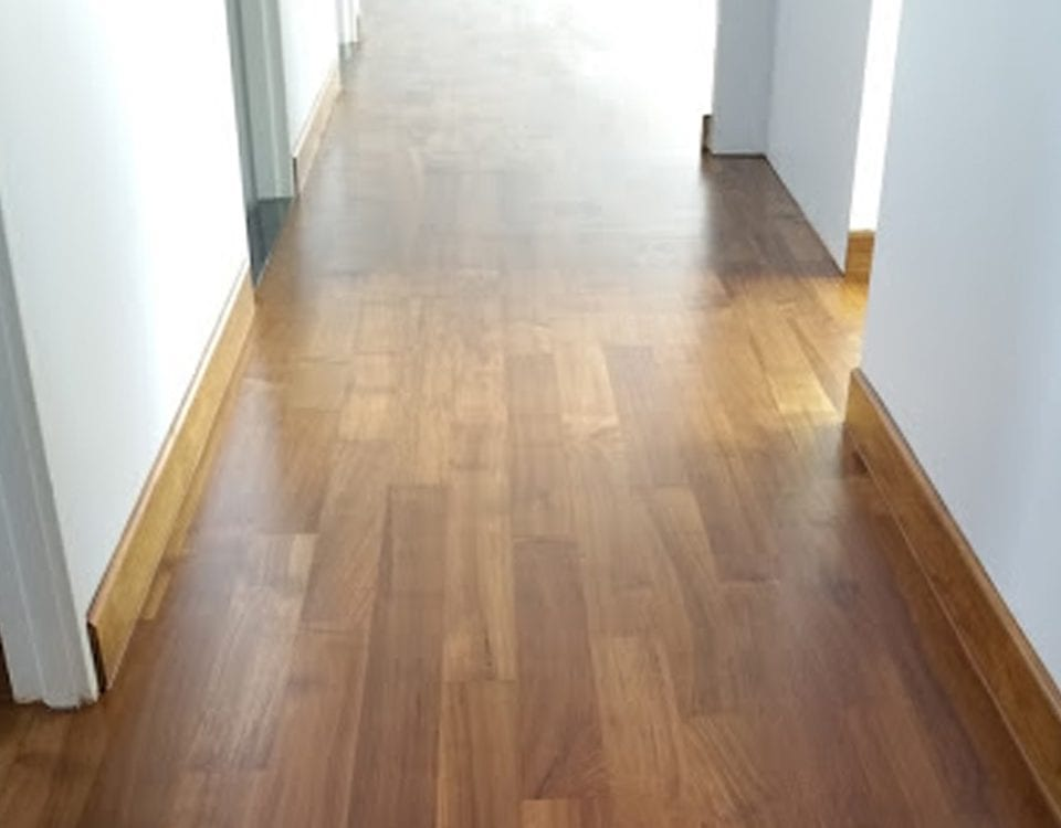Indoor Flooring - Burmese Teak: 01 13