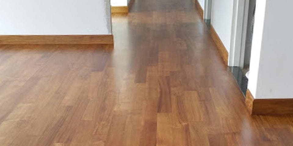 Indoor Flooring - Burmese Teak: 02 3