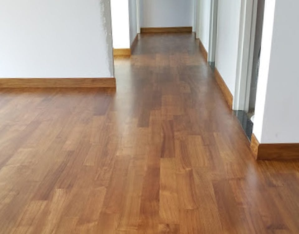 Indoor Flooring - Burmese Teak: 02 12