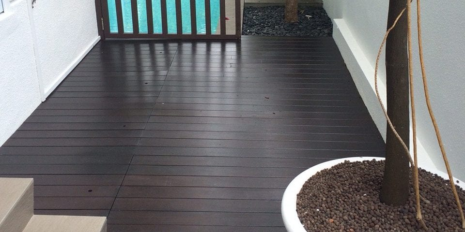 Outdoor Decking - Chengai: 01 3