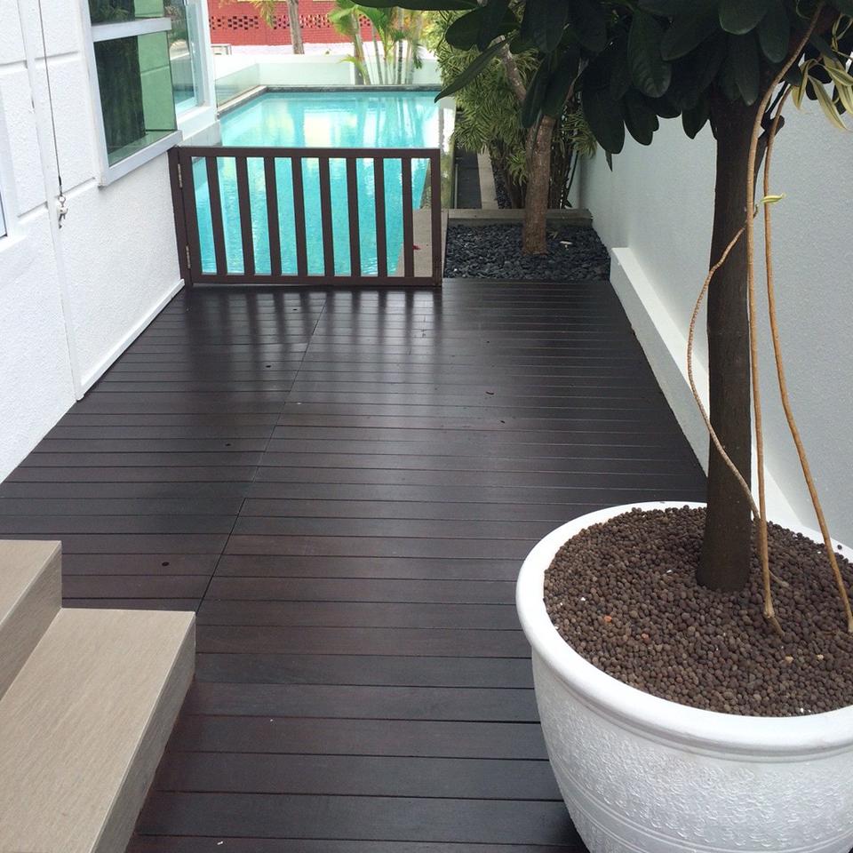 Outdoor Decking - Chengai: 01 1