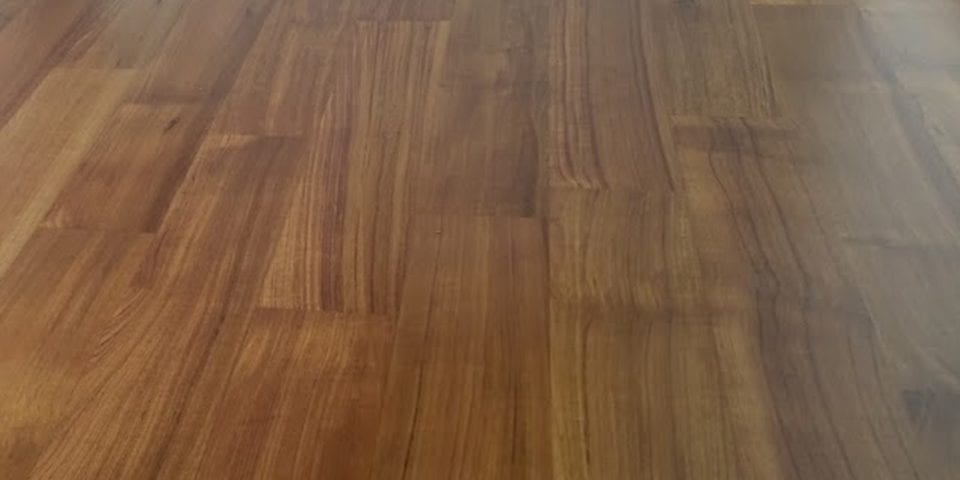 Indoor Flooring - Burmese Teak: 03 3