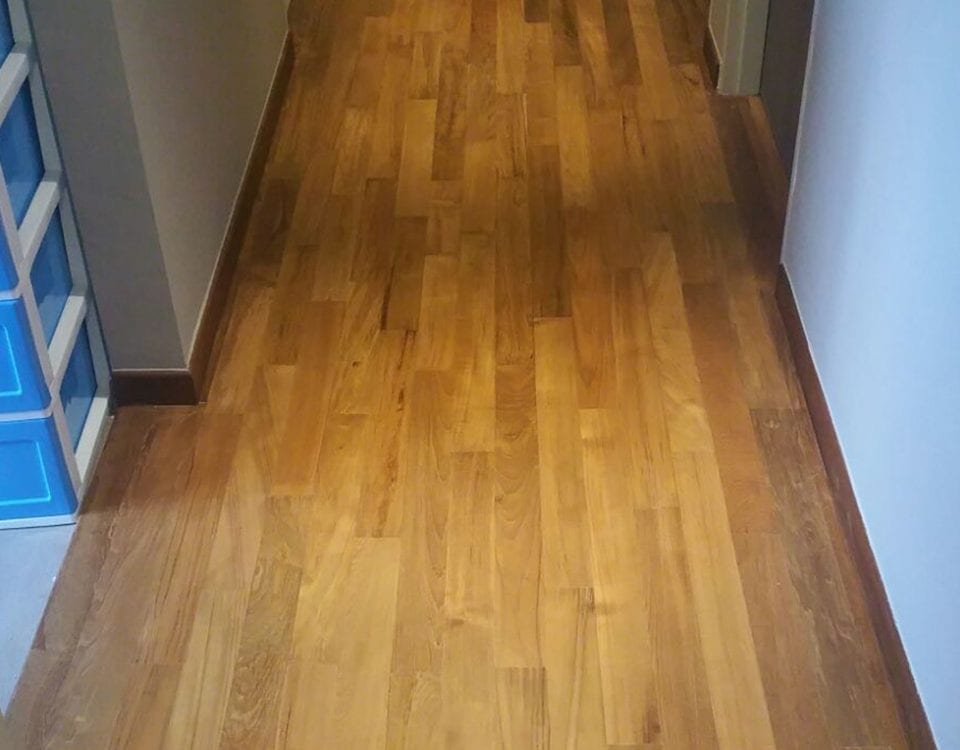Indoor Flooring - Burmese Teak: 04 10