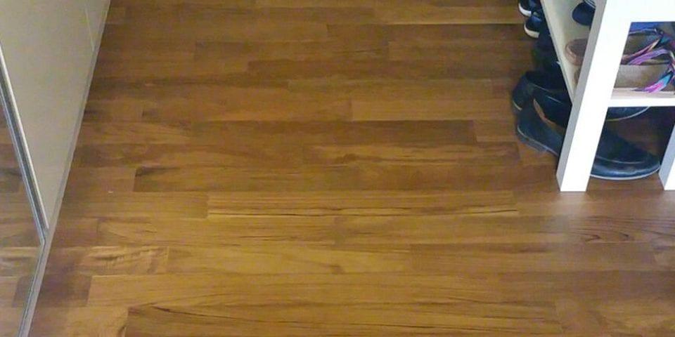 Indoor Flooring - Burmese Teak: 05 3