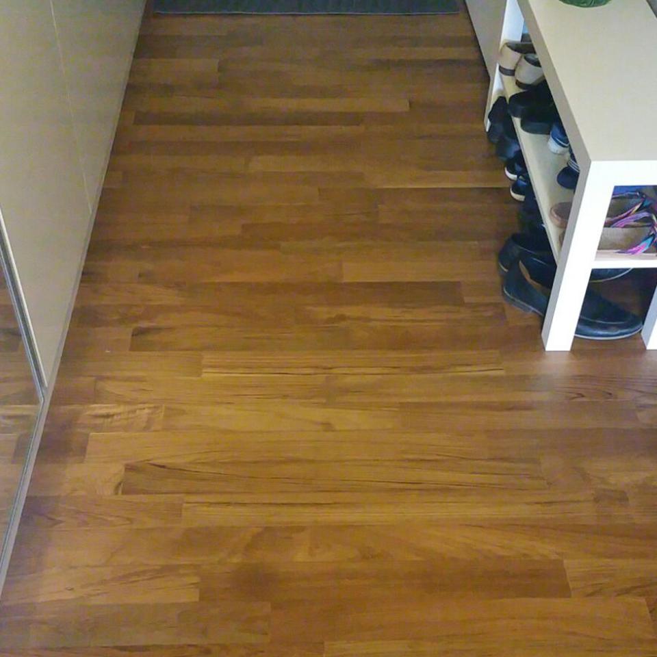 Indoor Flooring - Burmese Teak: 05 2