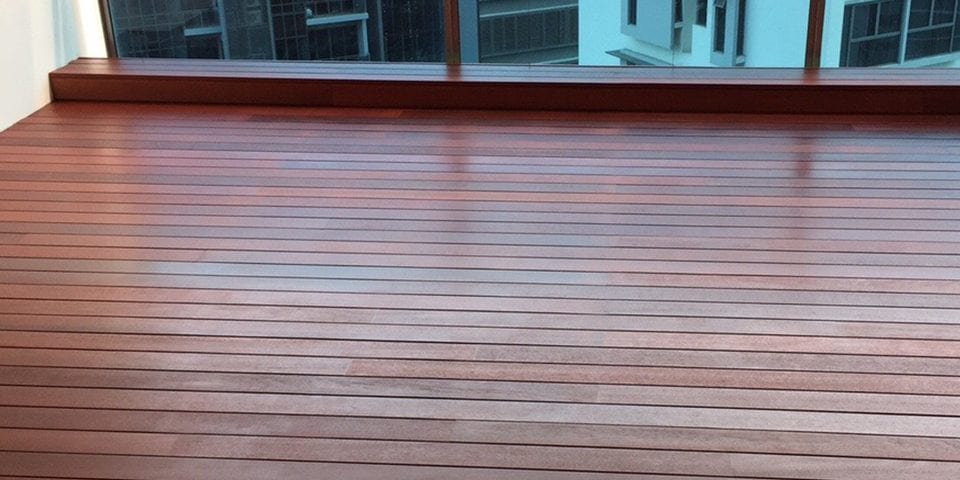 Outdoor Decking - Chengai: 02 3