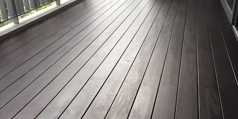 Outdoor Decking - Chengal: 05 3