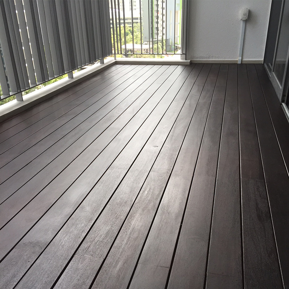 Outdoor Decking - Chengal: 05 2