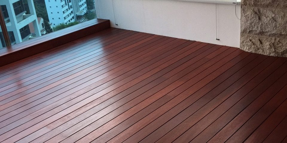 Outdoor Decking - Chengal: 06 3
