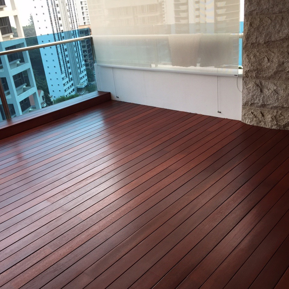 Outdoor Decking - Chengal: 06 1
