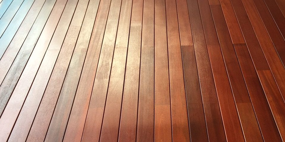 Outdoor Decking - Chengal: 07 3