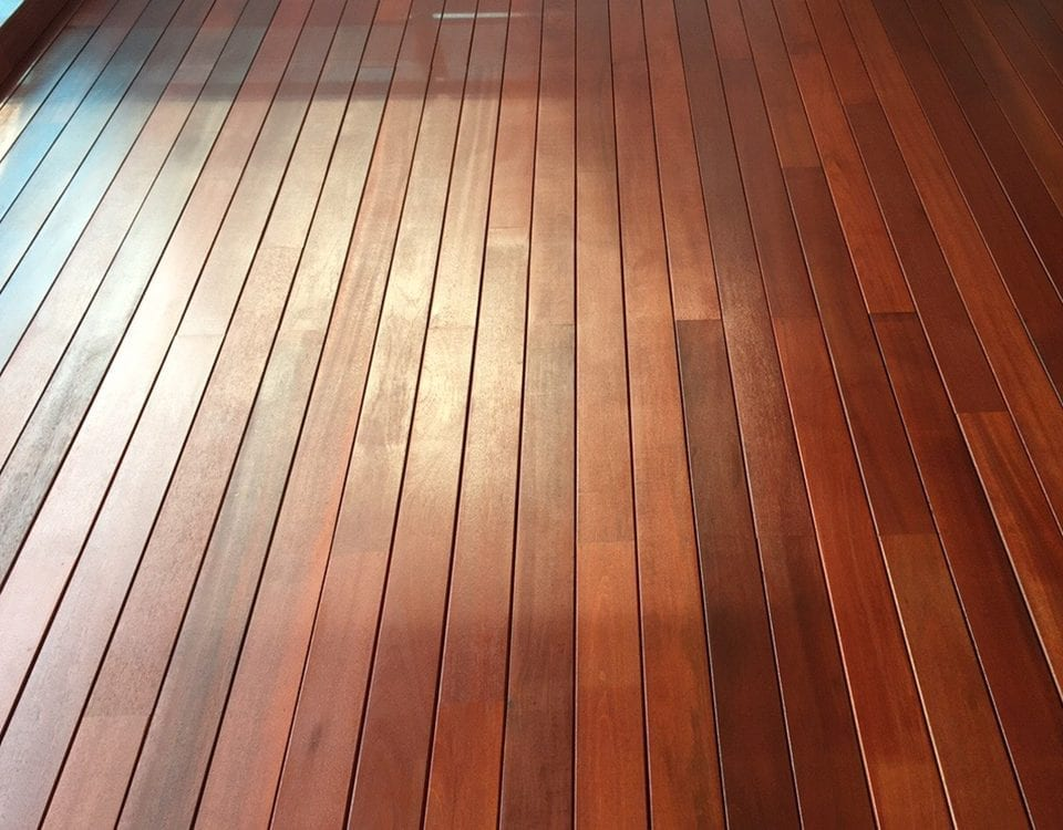 Outdoor Decking - Chengal: 07 9