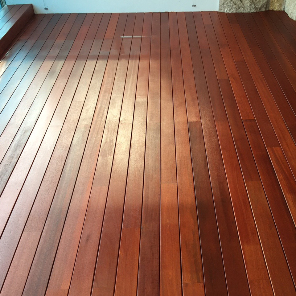 Outdoor Decking - Chengal: 07 2