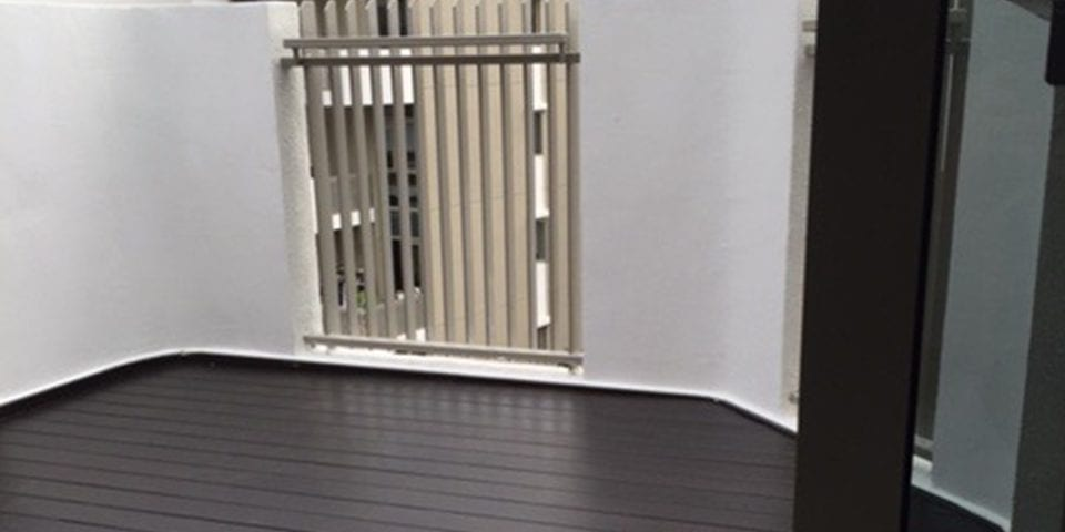 Outdoor Decking - Chengal: 08 3