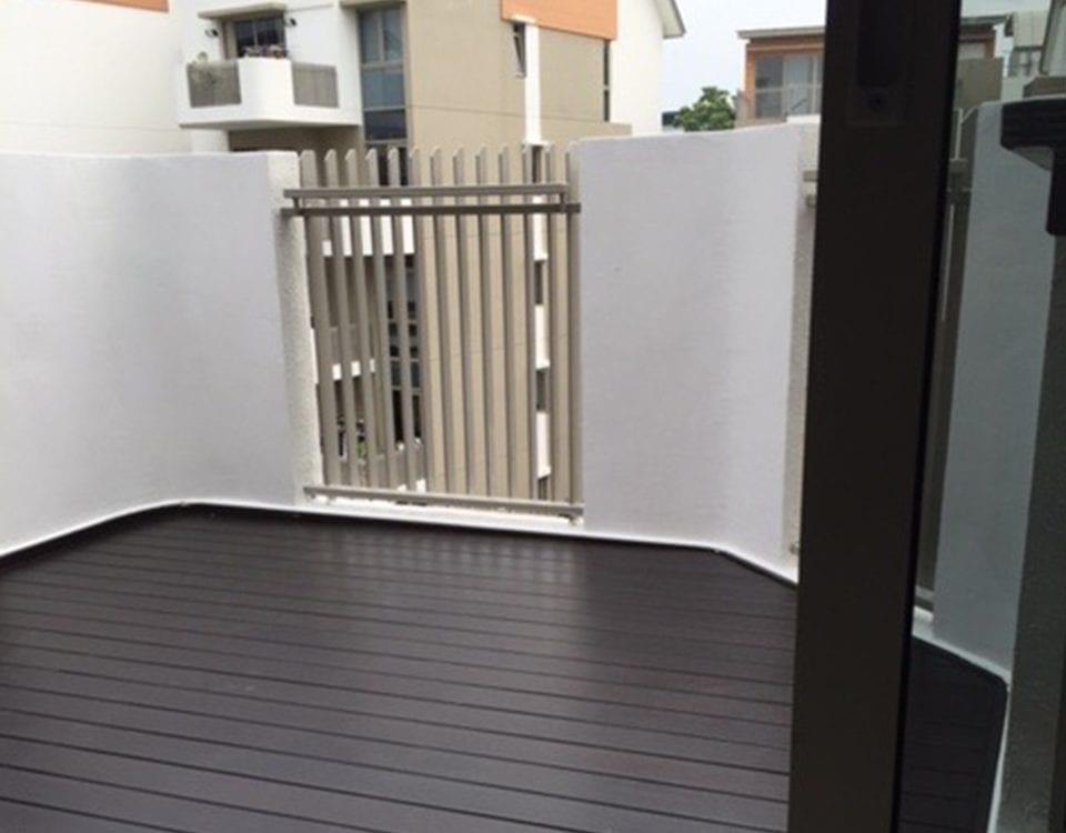 Outdoor Decking - Chengal: 08 8