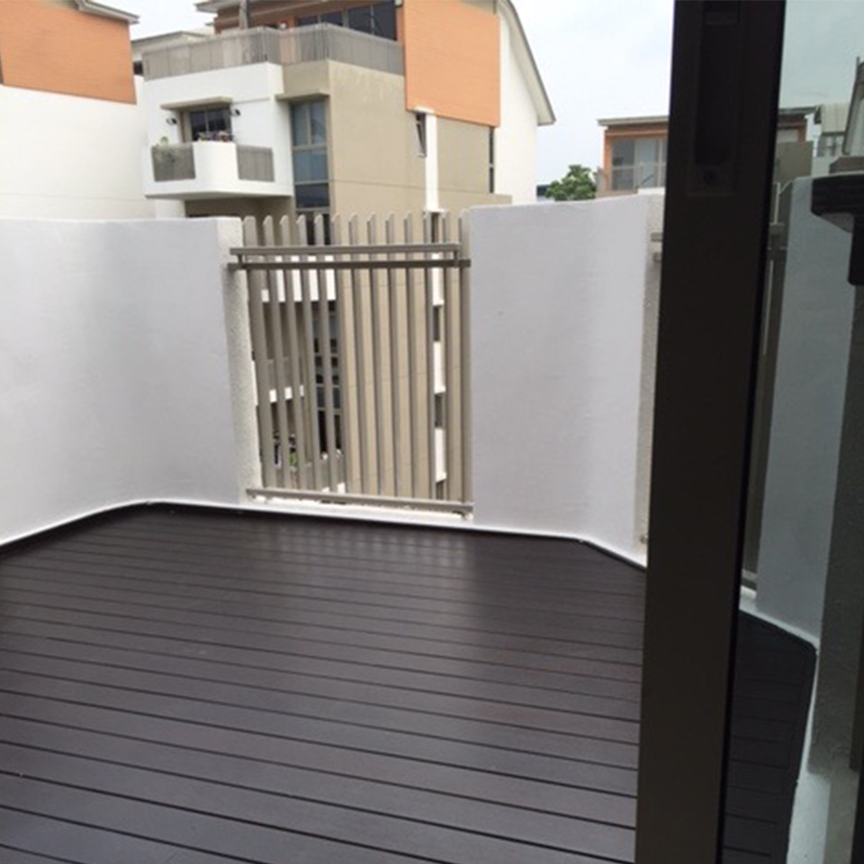 Outdoor Decking - Chengal: 08 1