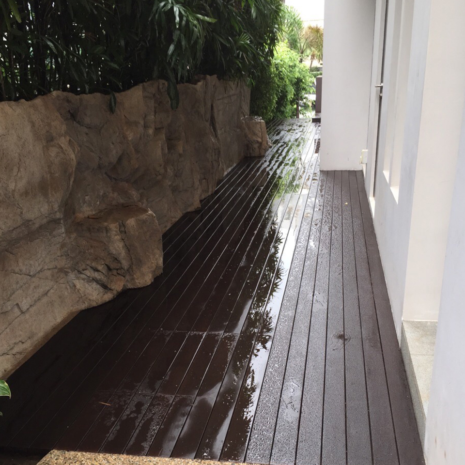 Outdoor Decking - Chengal: 09 2