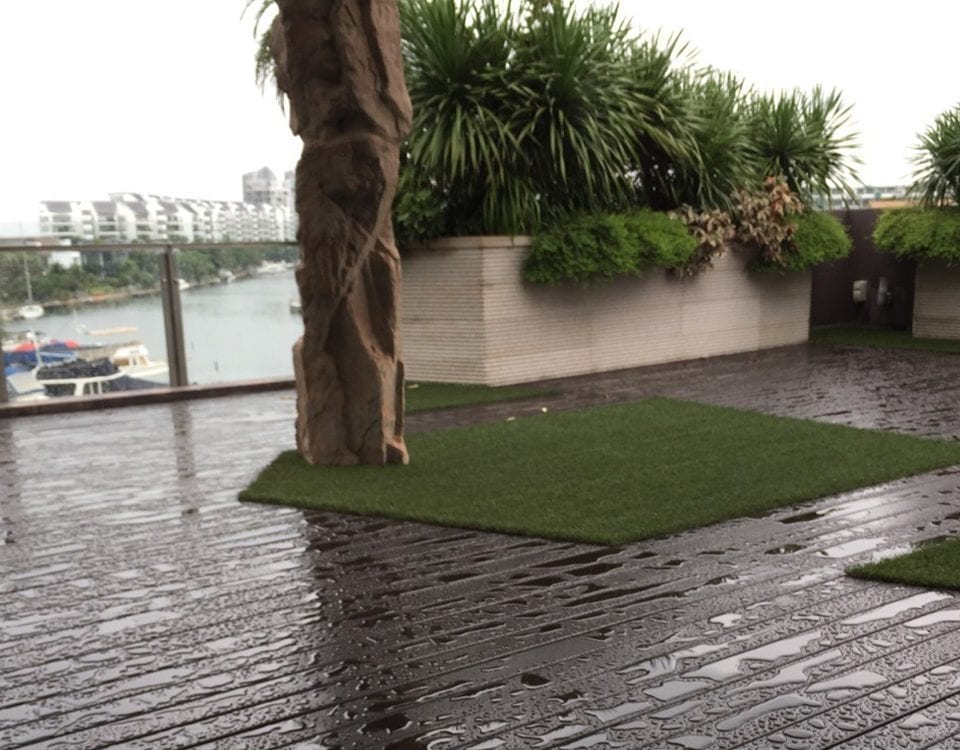 Outdoor Decking - Chengal: 10 6