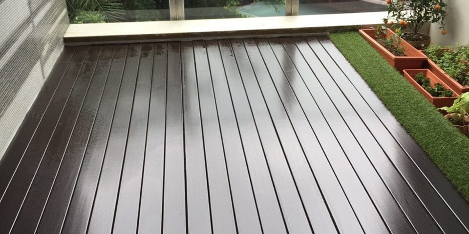 Outdoor Decking - Chengal: 11 3