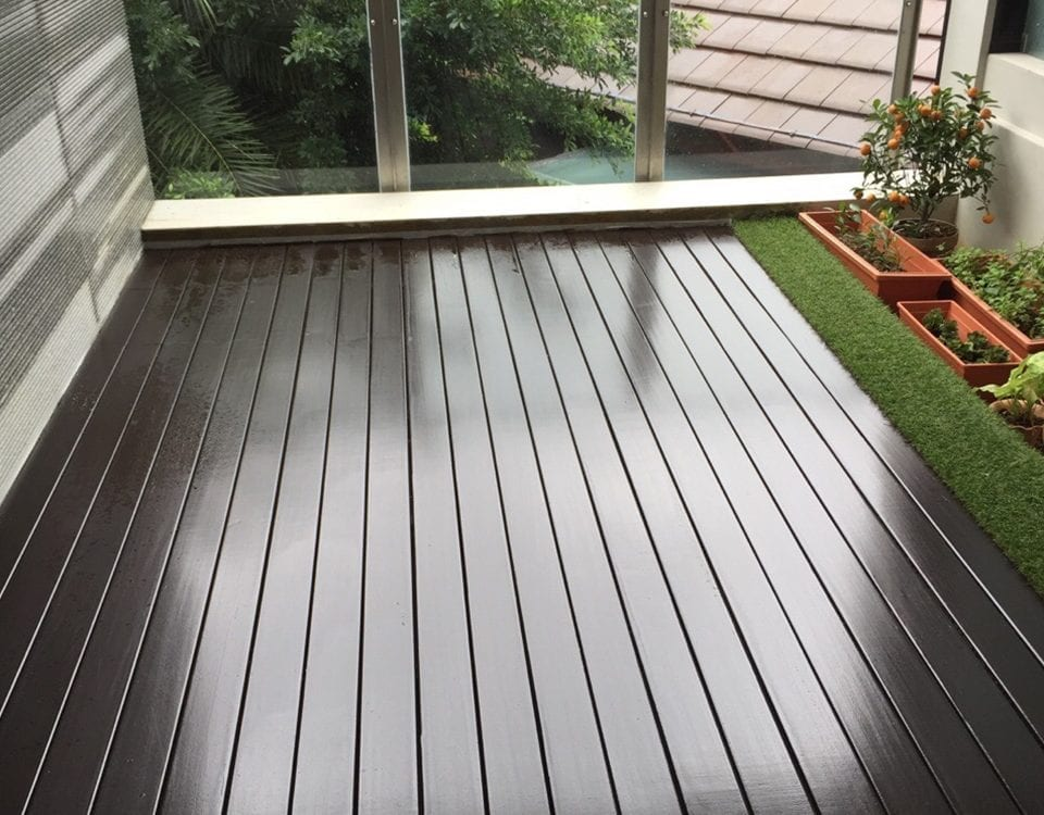 Outdoor Decking - Chengal: 11 5