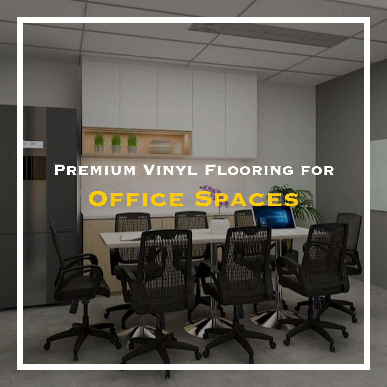 office vinyl flooring (hover)