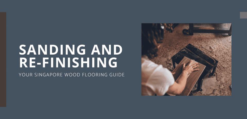 Muflooring- sanding and refinishing