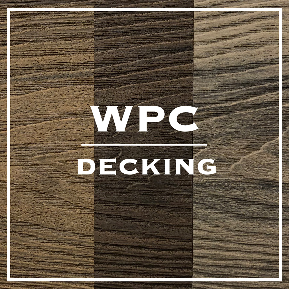 Wood Plastic Composite (WPC) decking
